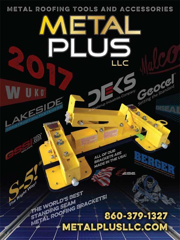 Metal Plus 2017 Catalog