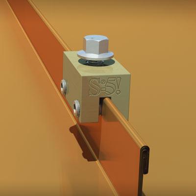 Ese Machines Standard Decoiler Metal Plus Llc