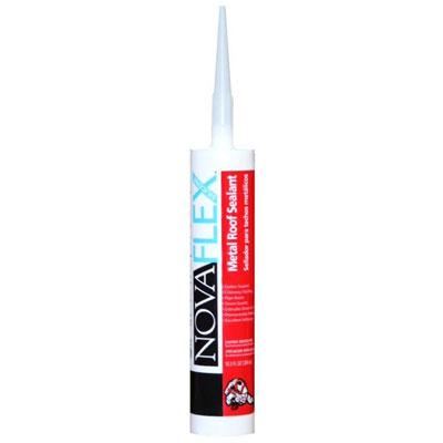 NovaFlex Metal Roof Sealant - Metal Plus LLC